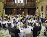 Golden Jubilee Networking Luncheon, Great Hall