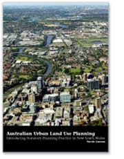 Australian Urban Land Use Planning