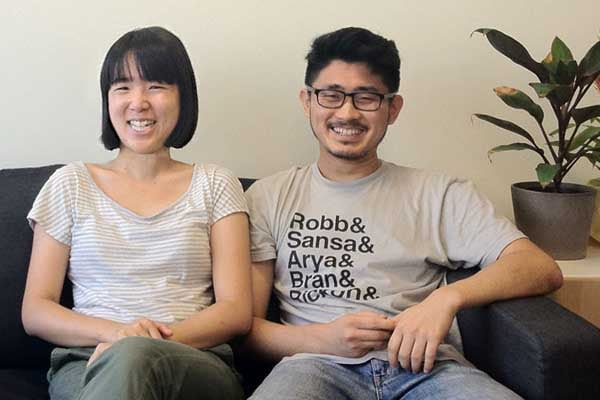 Andrea Lau and Jack Zhao - Founders of Small Multiples