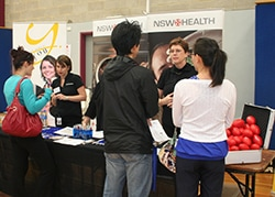 Medicine and Health Careers and Research Fair