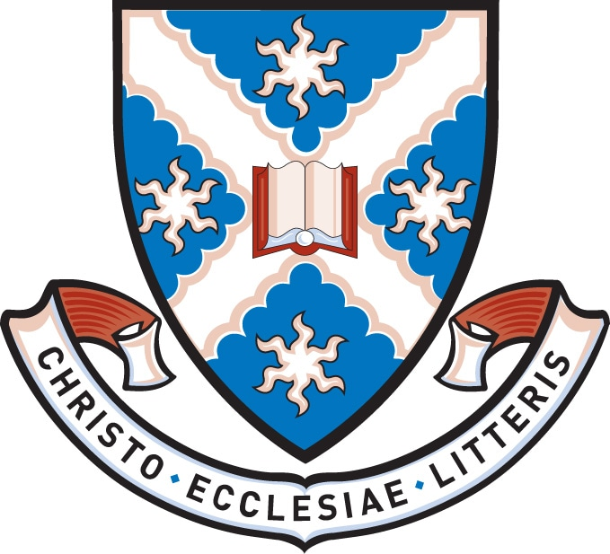 St Andrew's College arms