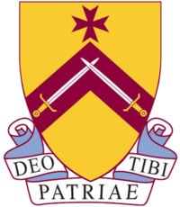 St Paul's College arms