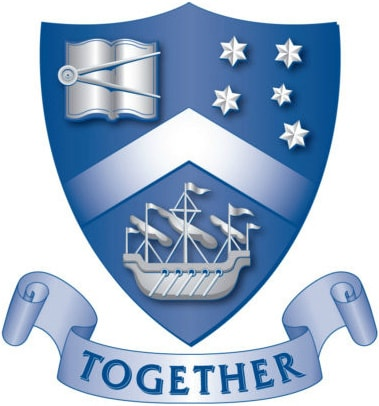 The Women's College arms