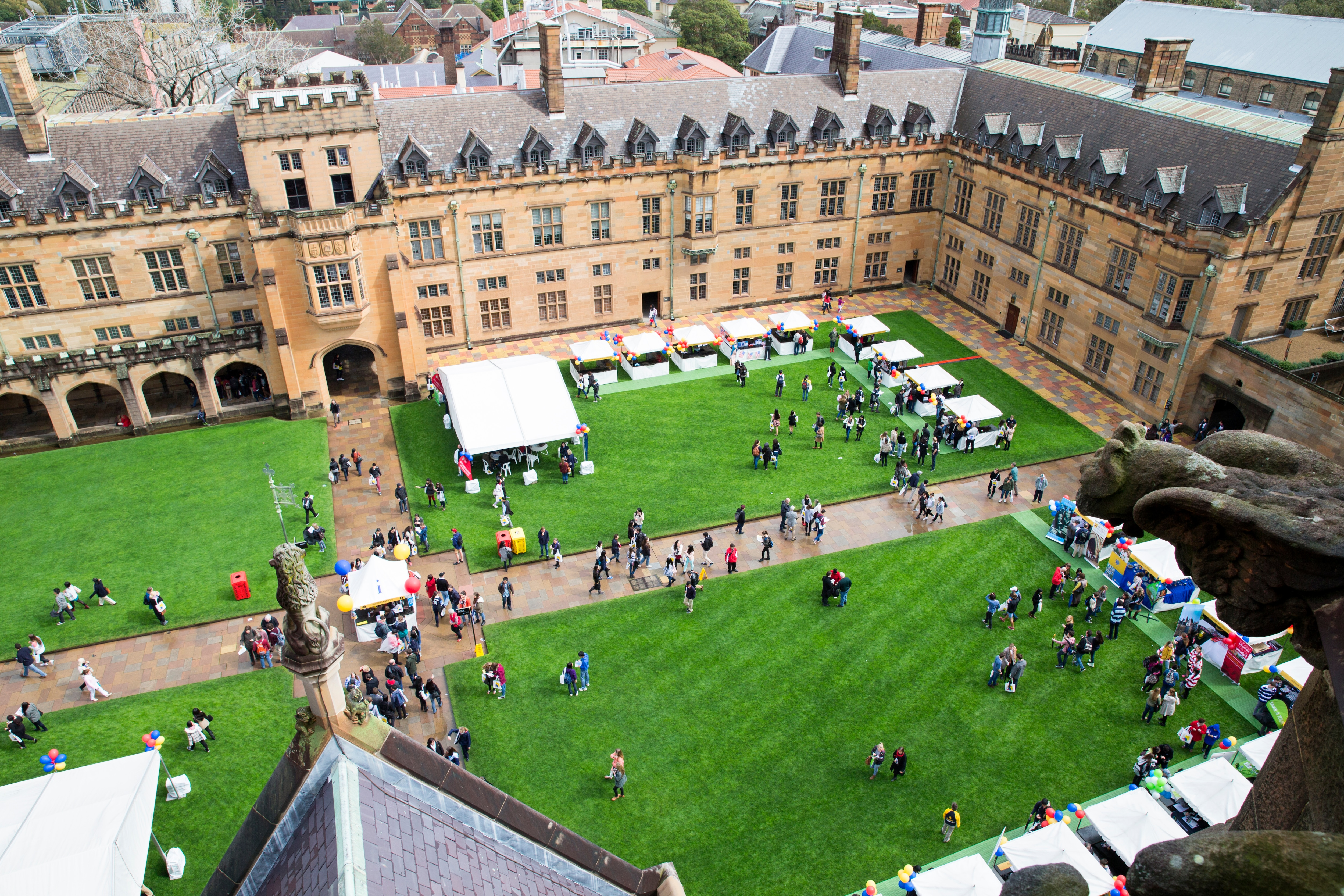 Events for future students - The University of Sydney