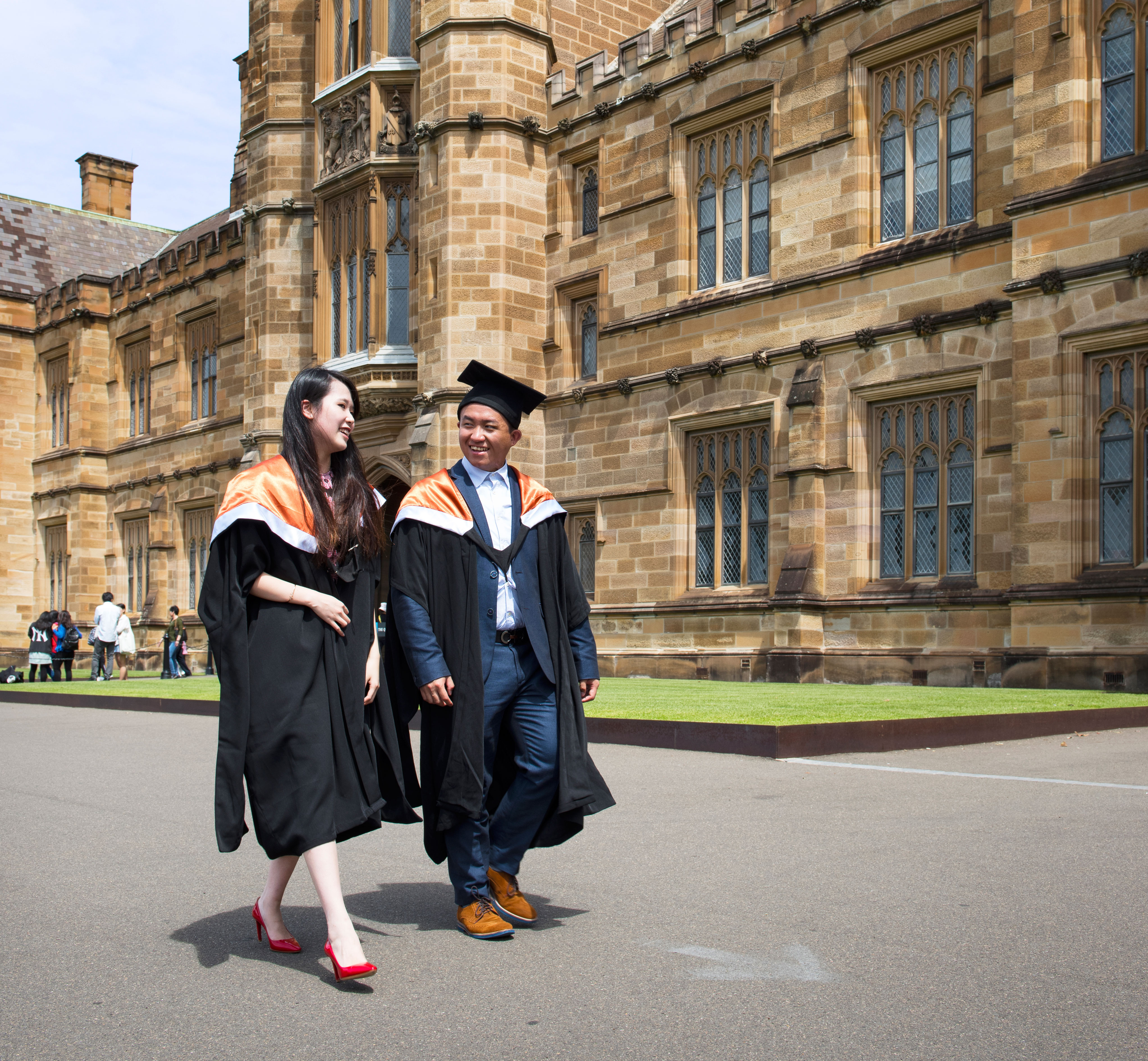 Your graduation day cheat sheet - The University of Sydney