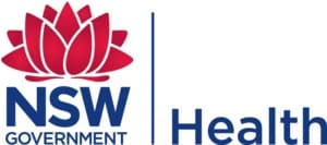 NSW Health Waratah logo.