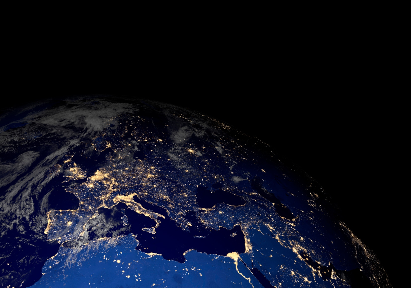 satellite images of world at night can map rural poverty