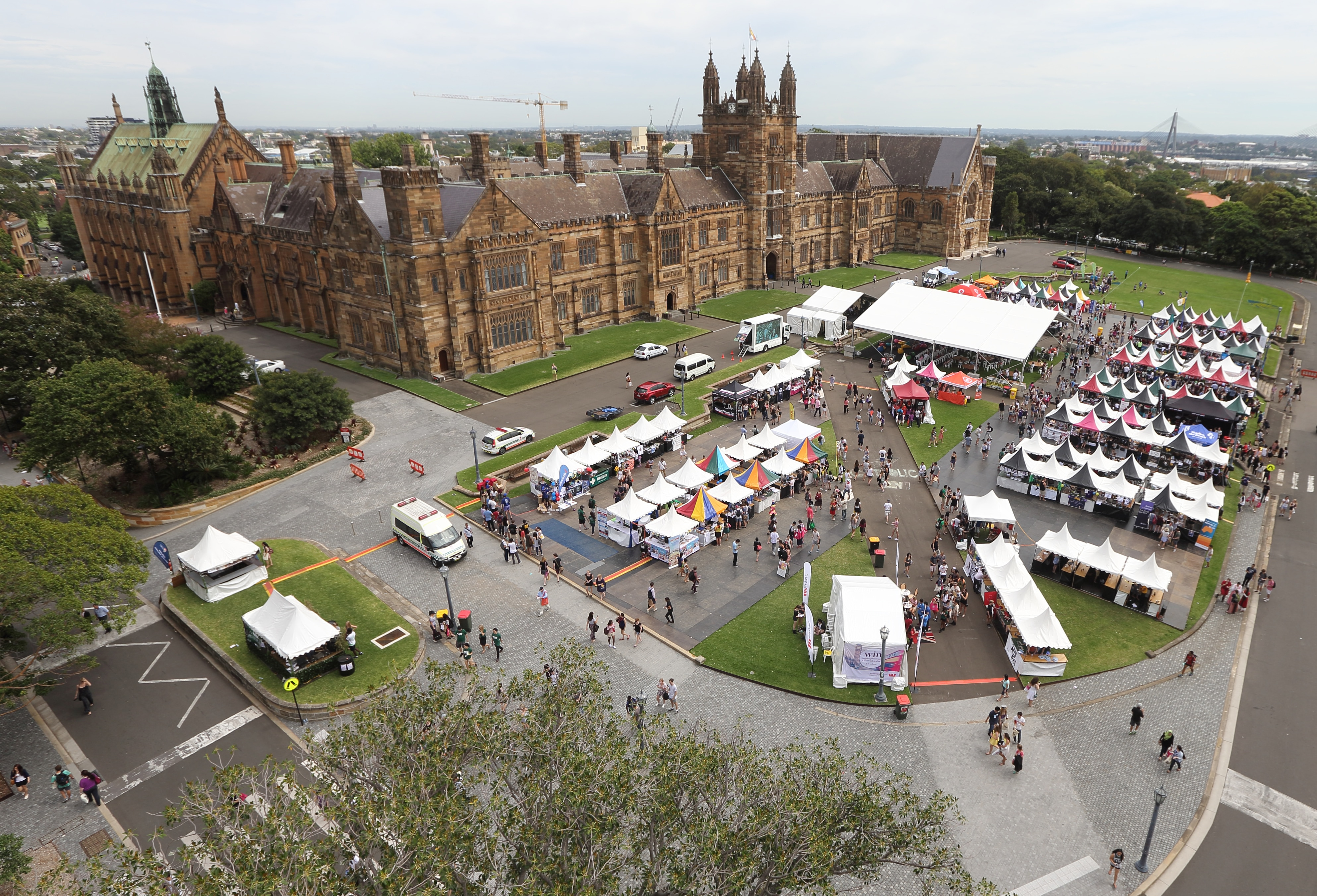 Get prepared for university at Orientation Week - The University ...