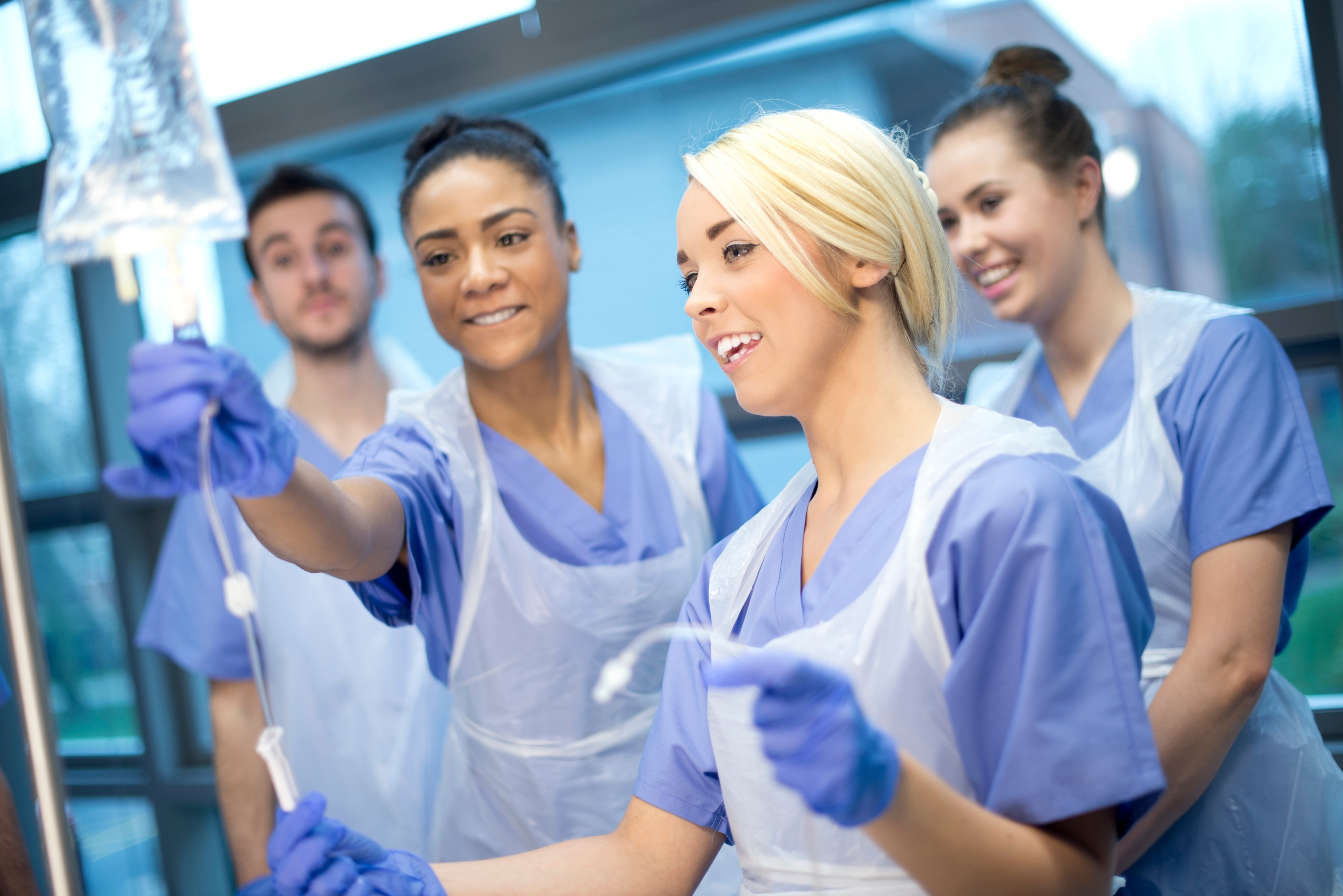 Graduate Entry Master Of Nursing Program Launches At