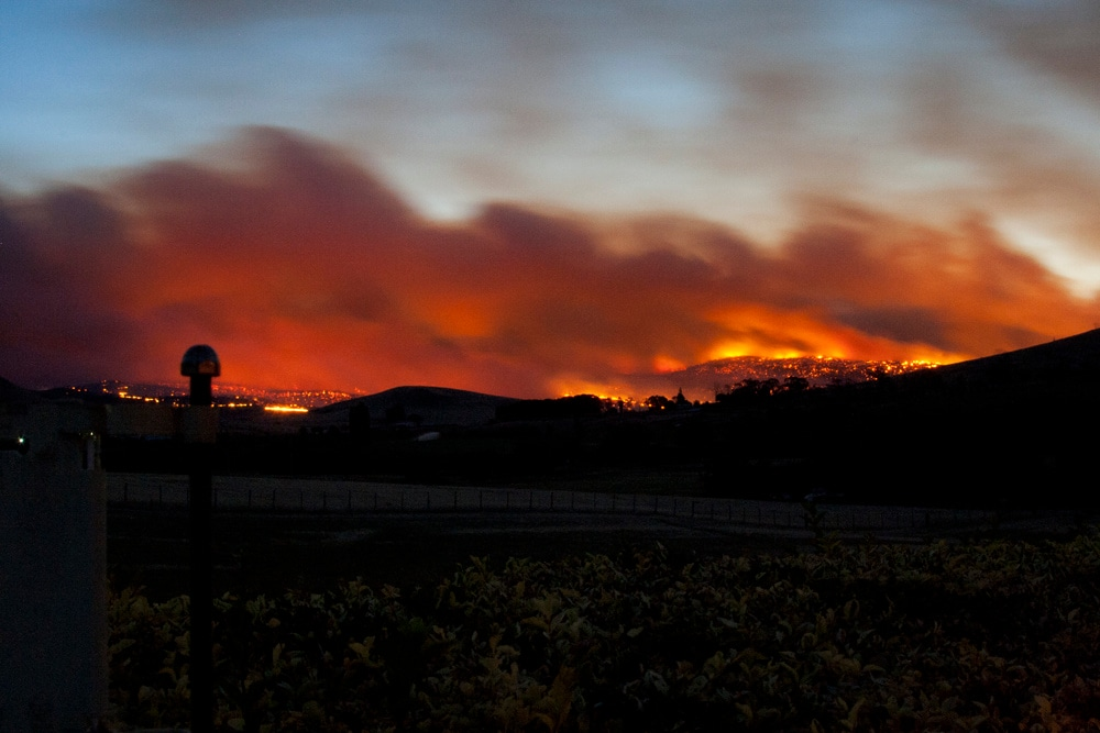 Natural Disasters Bushfires