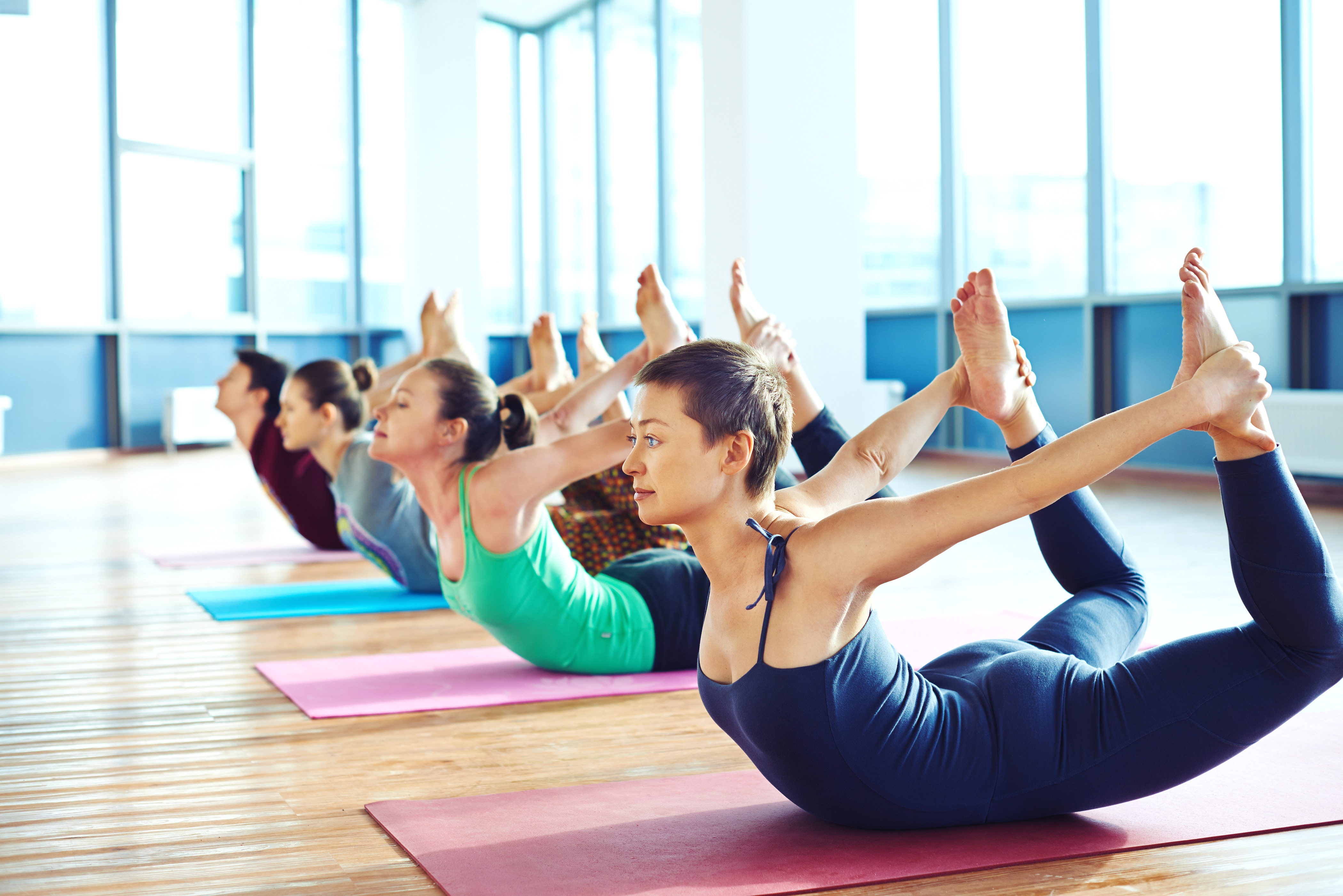 The yoga paradox: how yoga can cause pain and treat it ...