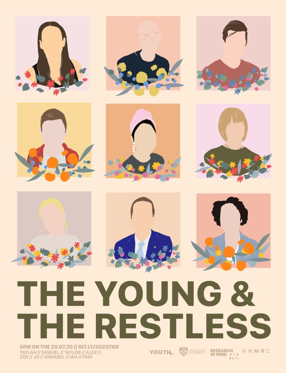 Young and the Restless flyer