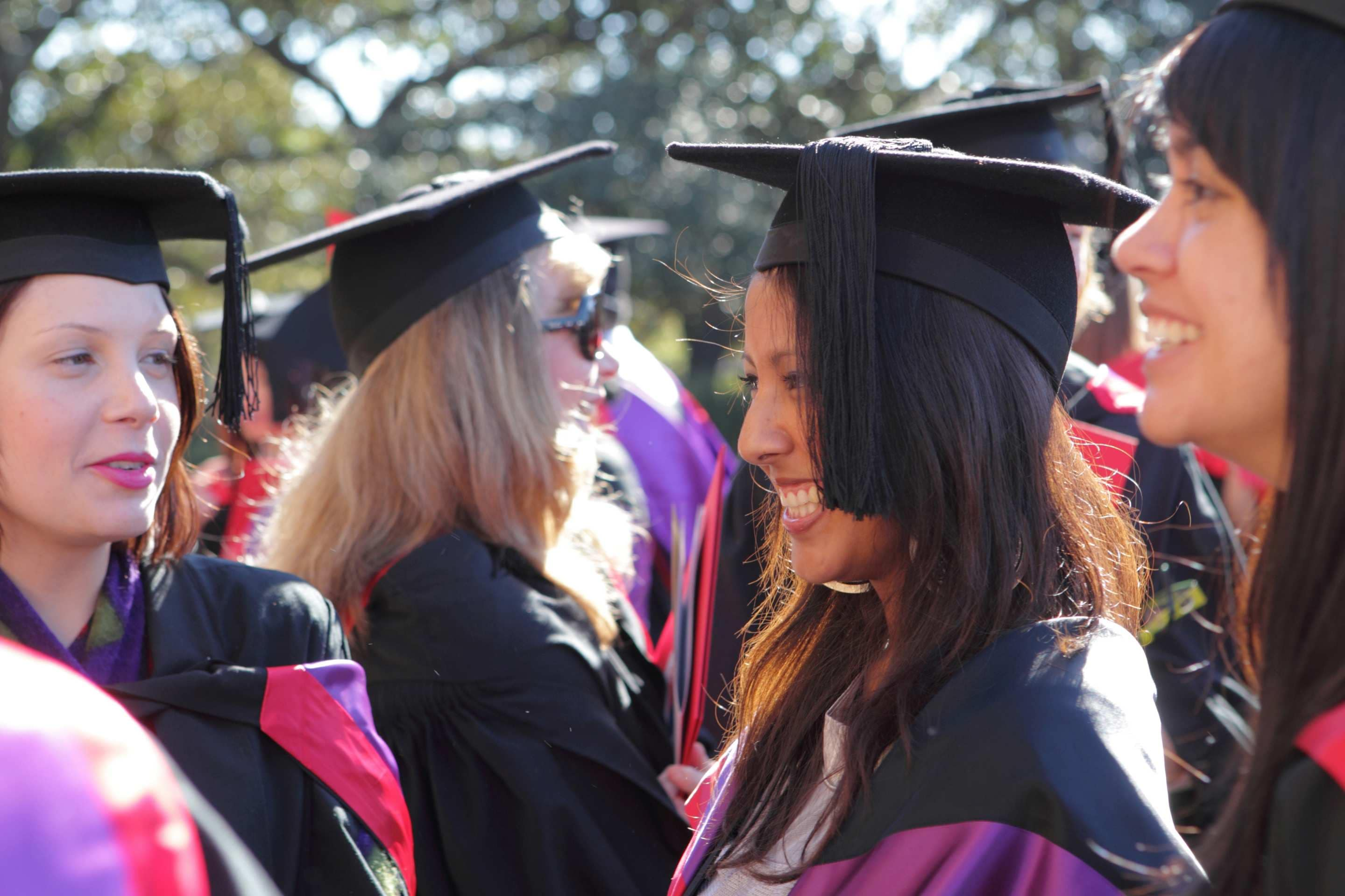Become a graduation expert in 4 easy steps - The University of Sydney