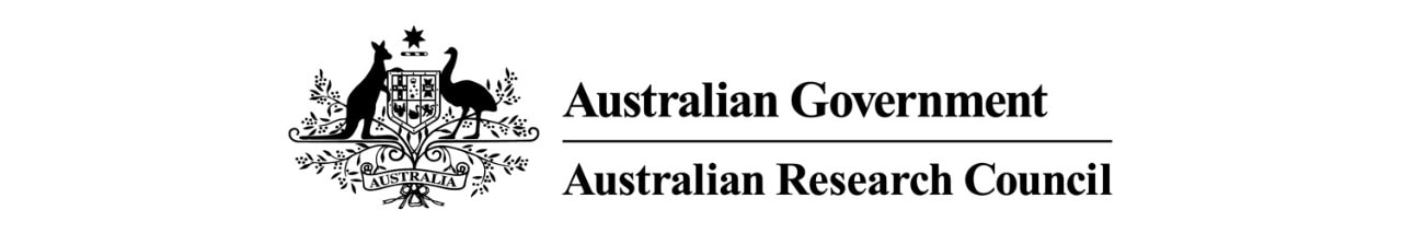 Logo for Australian Research Council.