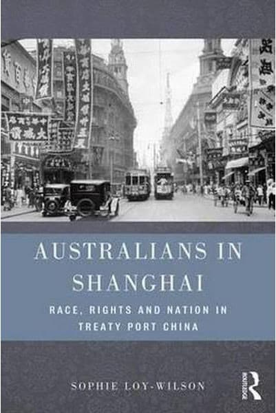 Cover of Australians in Shanghai