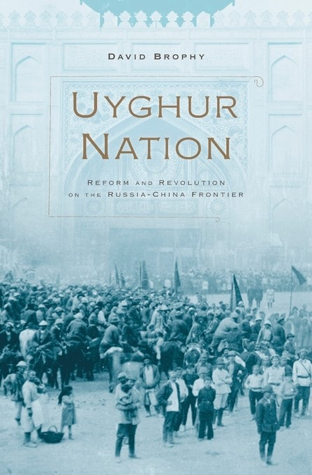Cover of Uyghur Nation