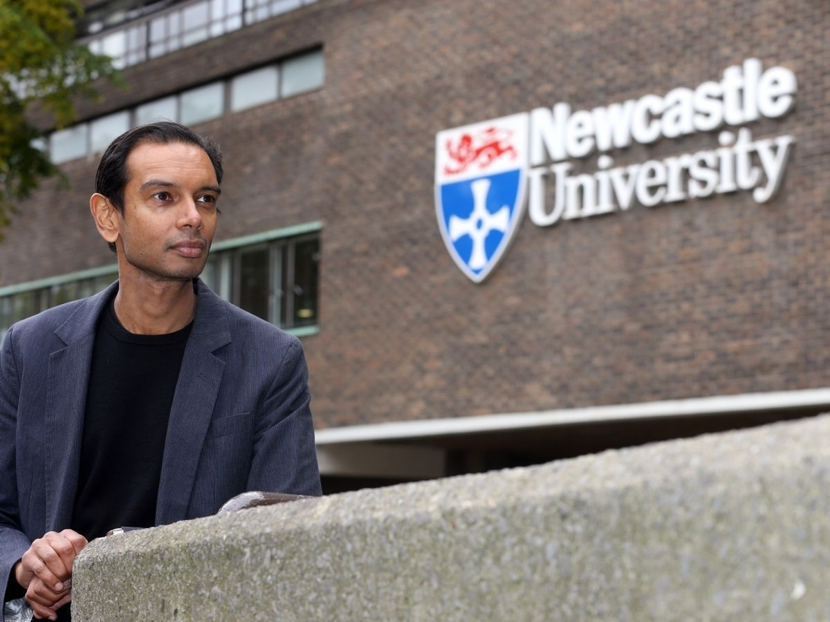 Anoop Nayak, Professor of Social and Cultural Geography at the University of Newcastle, UK