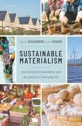 Cover of Sustainable Materialism: Environmental Movements & the Politics of Everyday Life