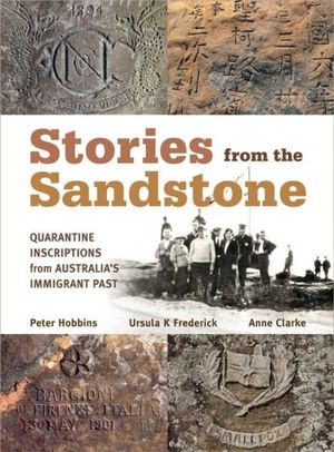 Book cover of Stories from the Sandstone