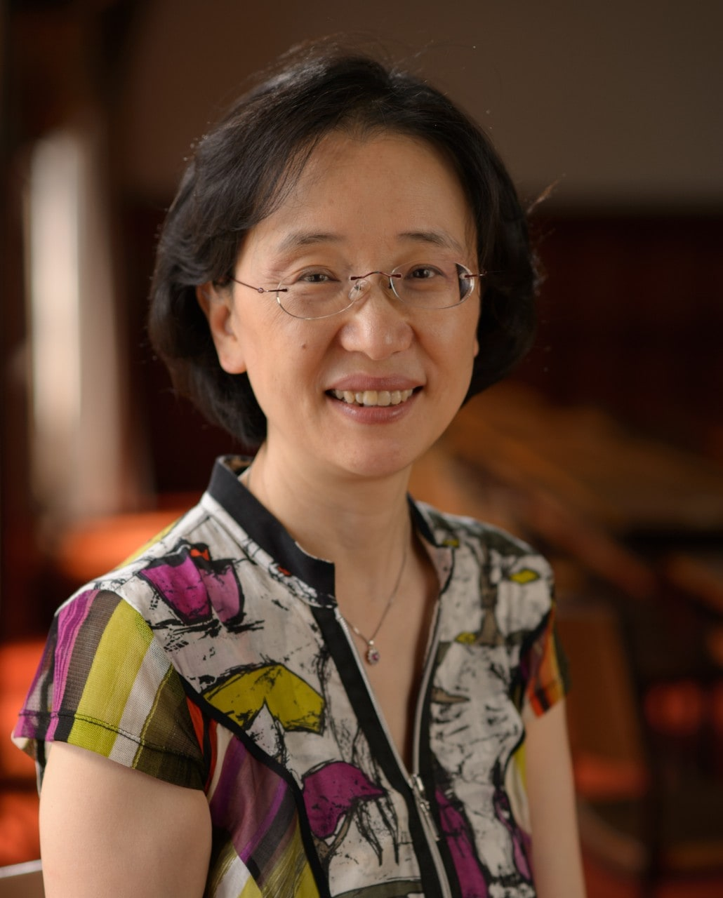 Headshot of Professor Yixu Lu