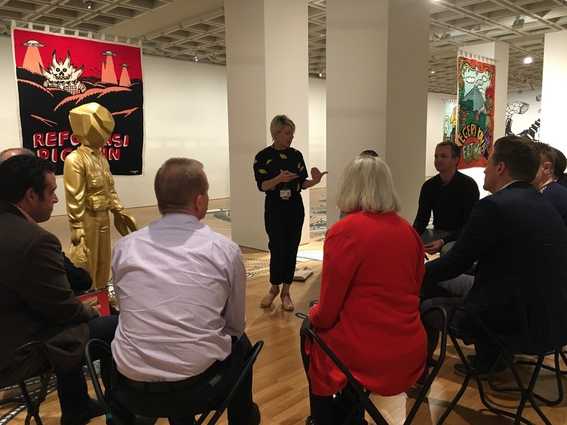 Art Gallery NSW, ELMP program session