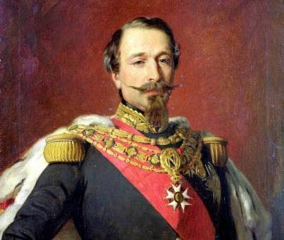 painting of emperor napoleon the third