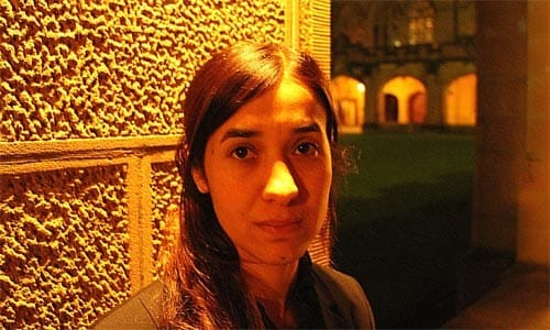 Nadia Murad, who escaped from ISIS and secured a Nobel Peace Prize nomination, delivered a powerful address at the University of Sydney in August 2016, two years after a mass killing Yazidi people.