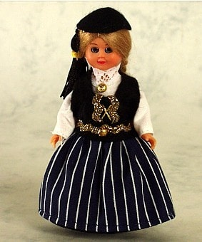 A doll. Image: Wikimedia Commons.