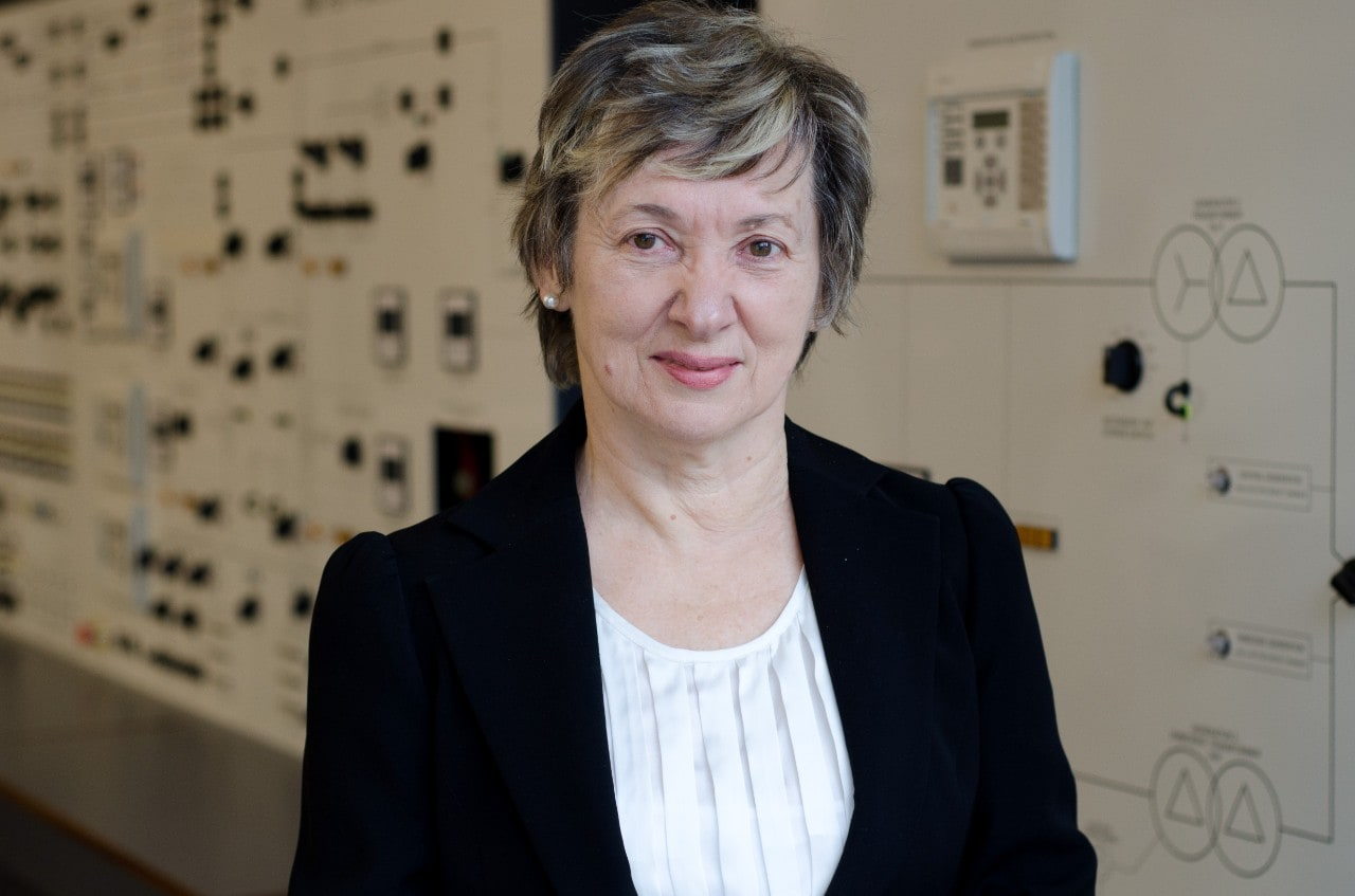 Professor Branka Vucetic.