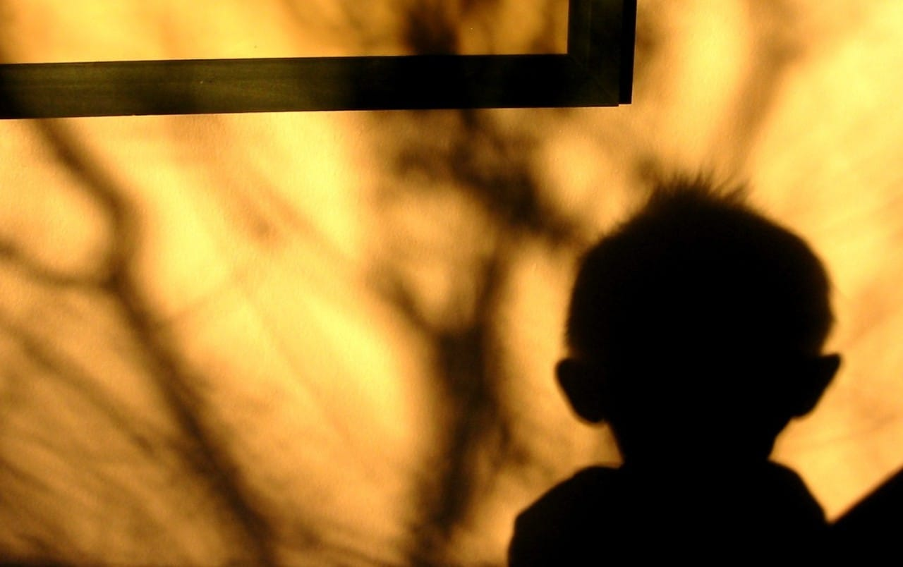 A child's shadow. Image: Freeimages.com