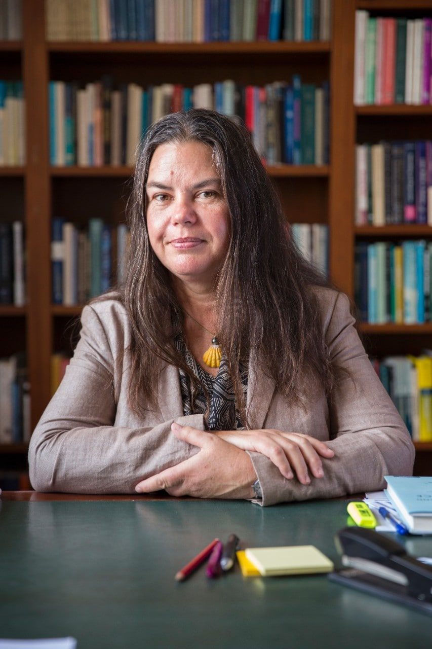 A photo of Professor Jakelin Troy