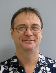photo of Professor Iver Cairns