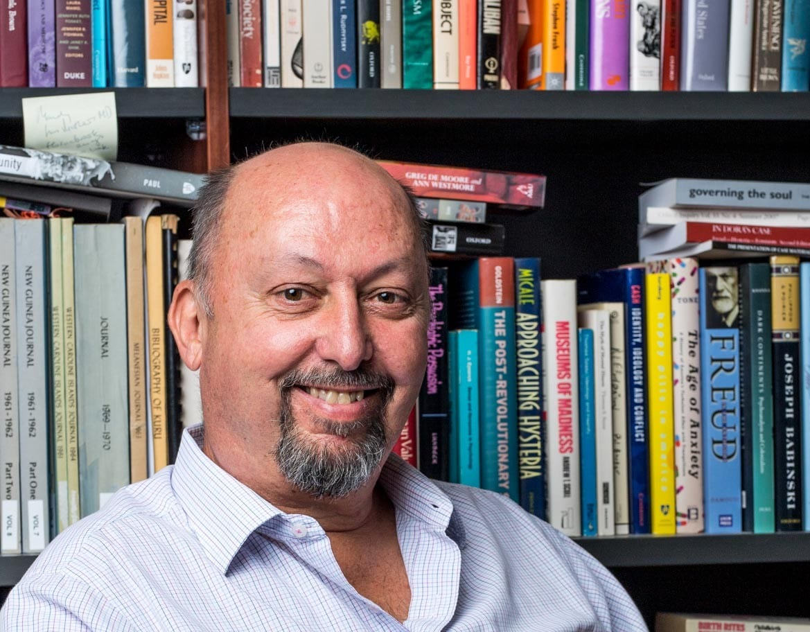 Professor Warwick Anderson, the latest University of Sydney appointee to the Chair in Australian Studies at Harvard.