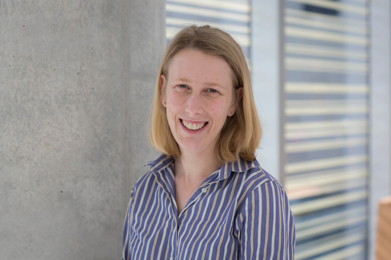 Dr Maja Cassidy, senior research scientist at Station Q at the University of Sydney.