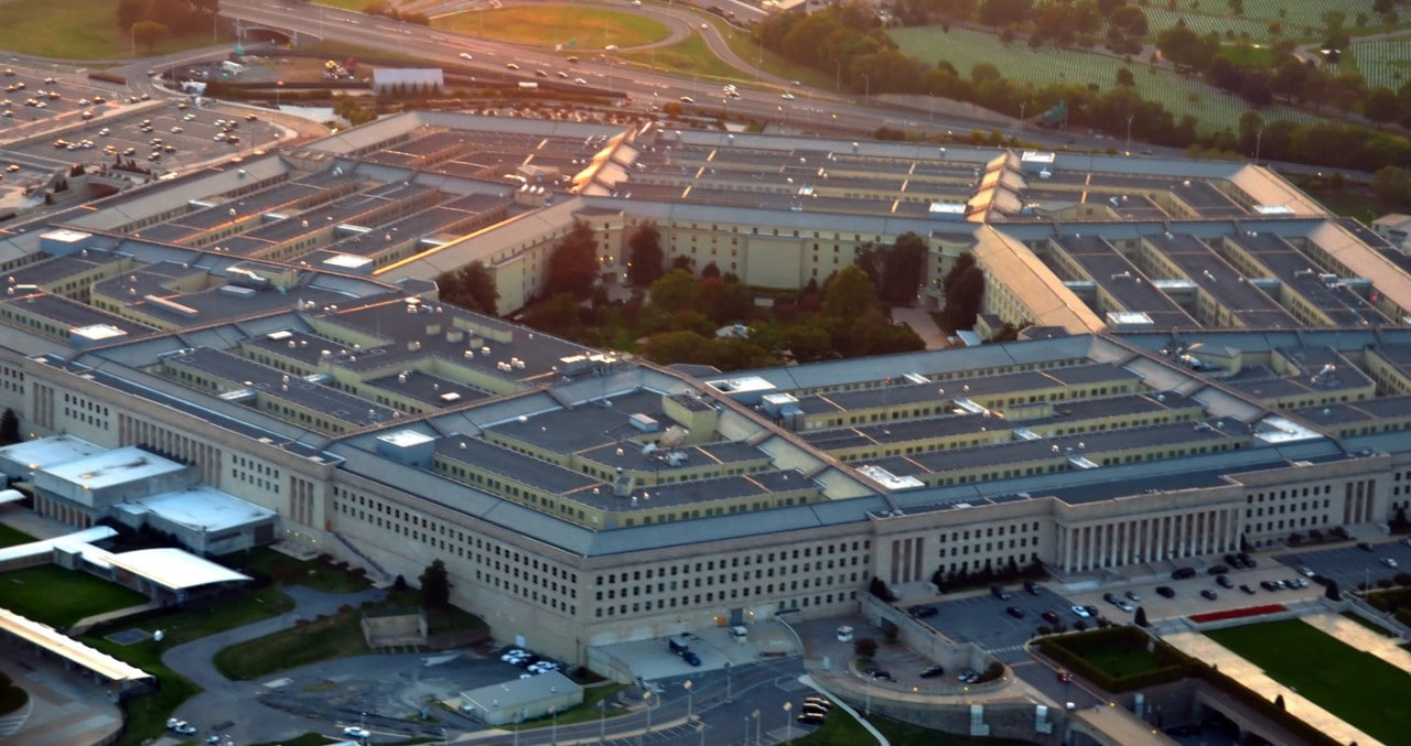 The Pentagon building in Washington D.C. Image: iStock