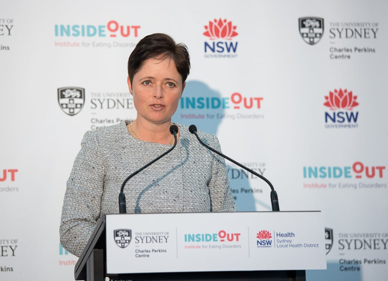 Tanya Davies MP, NSW Minister for Mental Health