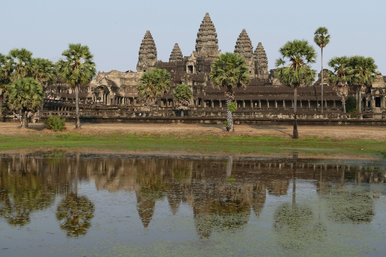 A multi-disciplinary team has discovered infrastructure vulnerabilities and climate stressors that led to Angkor's demise