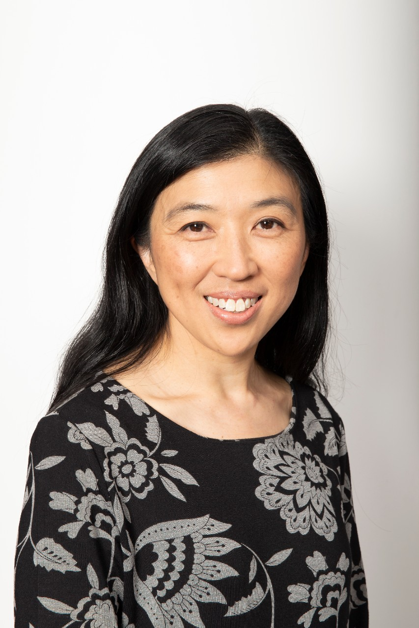 Portrait shot of Dr Clara Chow