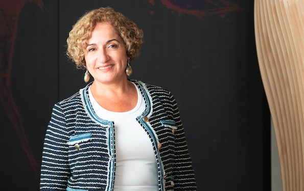 Professor Hala Zreiqat was 2018 NSW Woman of the Year.