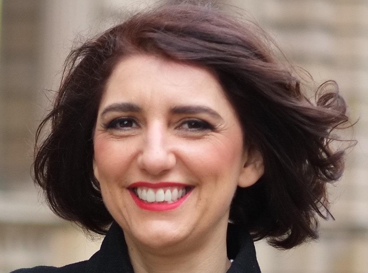 Dr Susanna Scarparo.