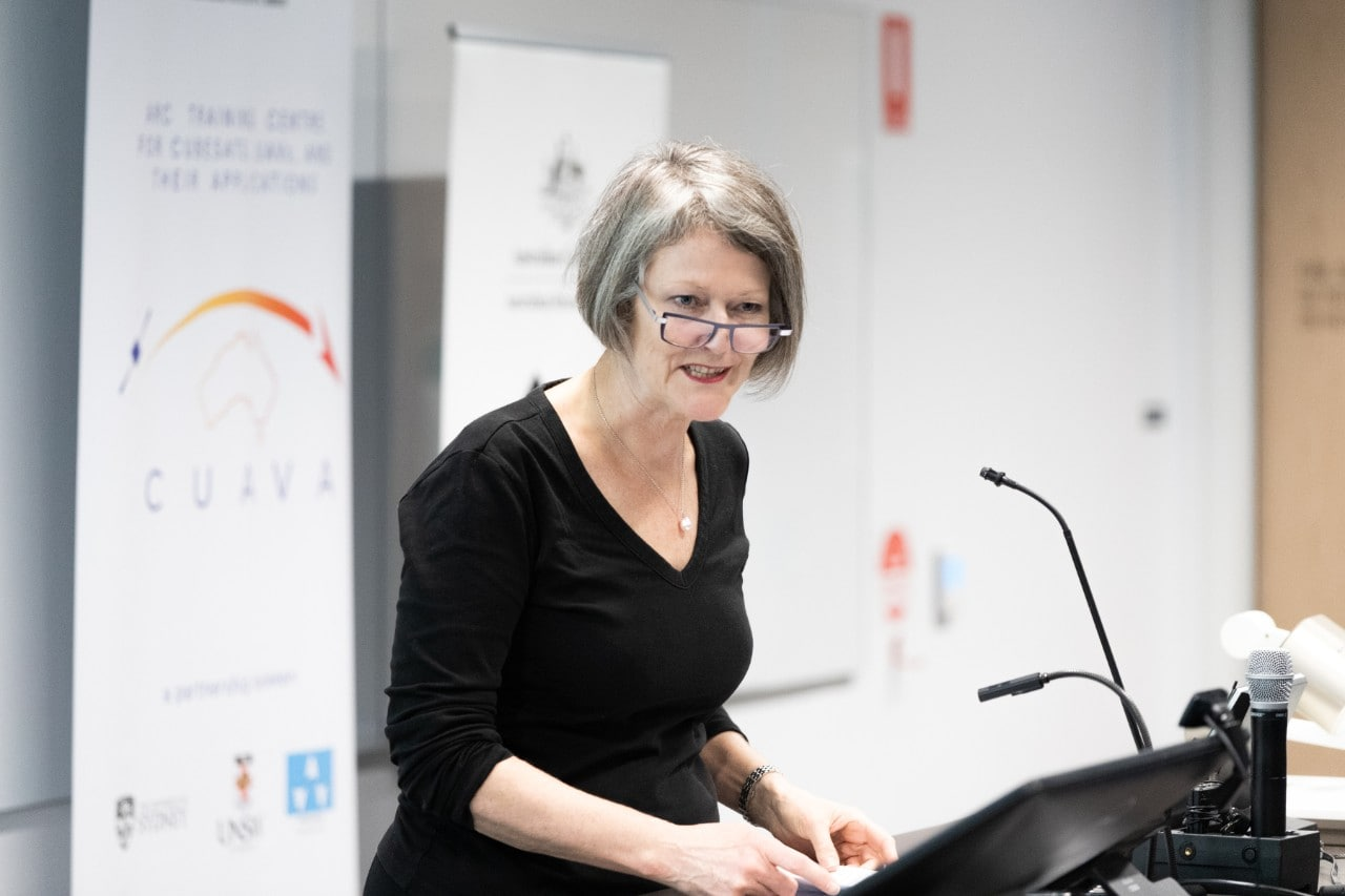 Photo of Professor Sue Thomas, CEO of the Australian Research Council