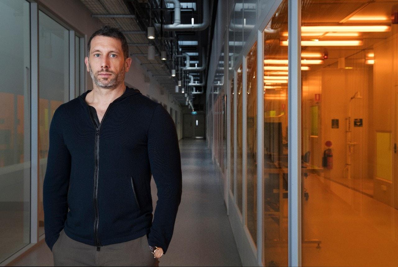 Professor Michael Biercuk is CEO of quantum tech startup Q-CTRL.