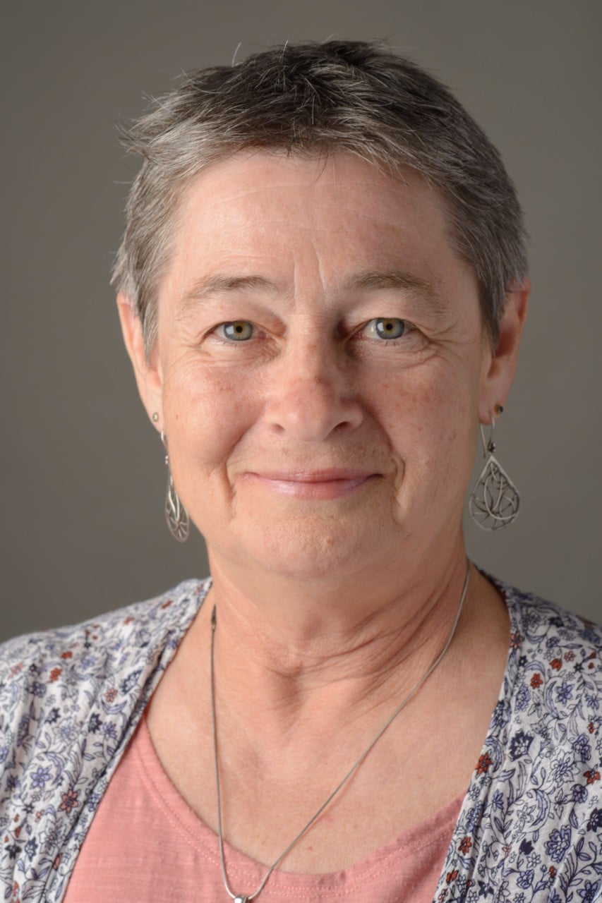 photo of Professor Maria Byrne