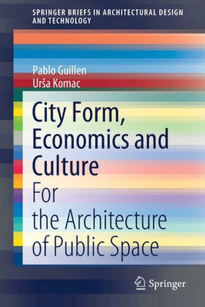 photo of book cover for City