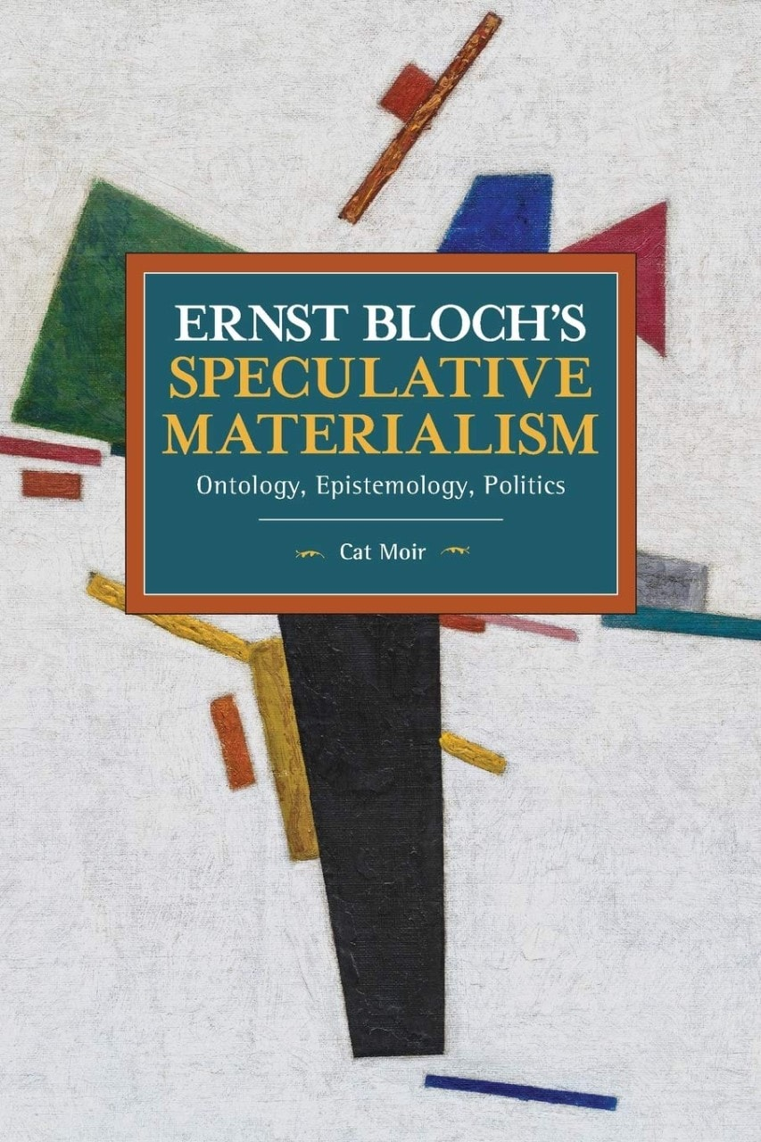photo of book cover for Ernst Bloch