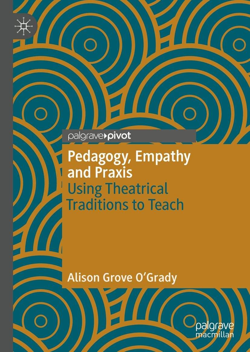 photo of book cover for Pedagogy