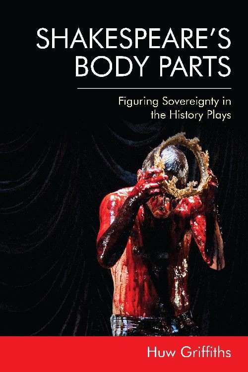 photo of book cover for Shakespeare's Body Parts