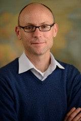 photo of Associate Professor Paul Roche