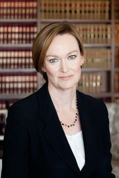 The Honourable Justice Jacqueline Gleeson