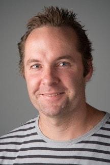 Professor Luke Henderson.